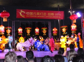Fin du nouvel an chinois