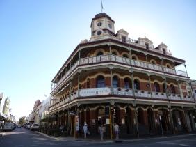 Architecture de Fremantle