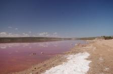 Le Pink Lake