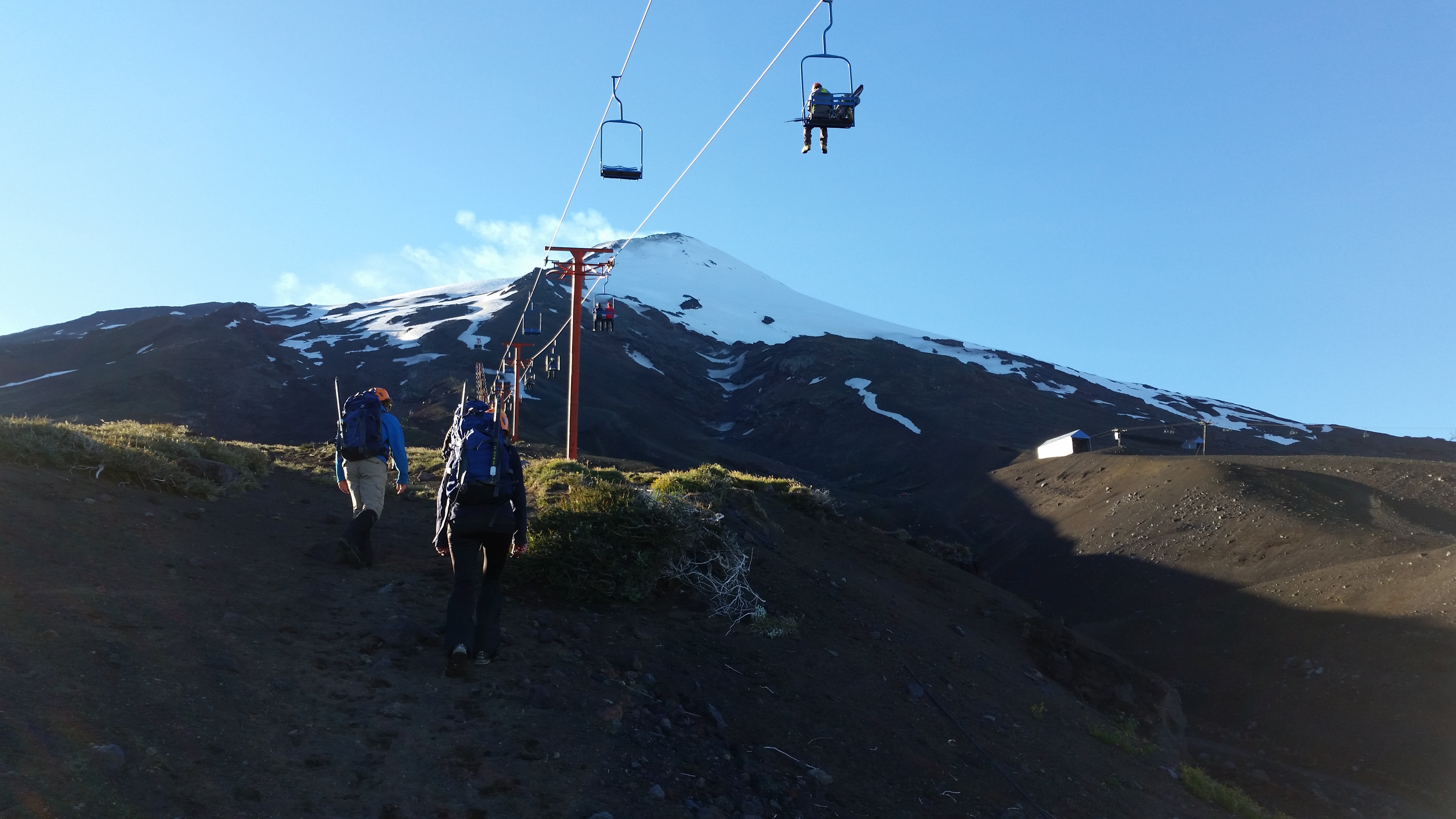 Volcan Villarica Chili