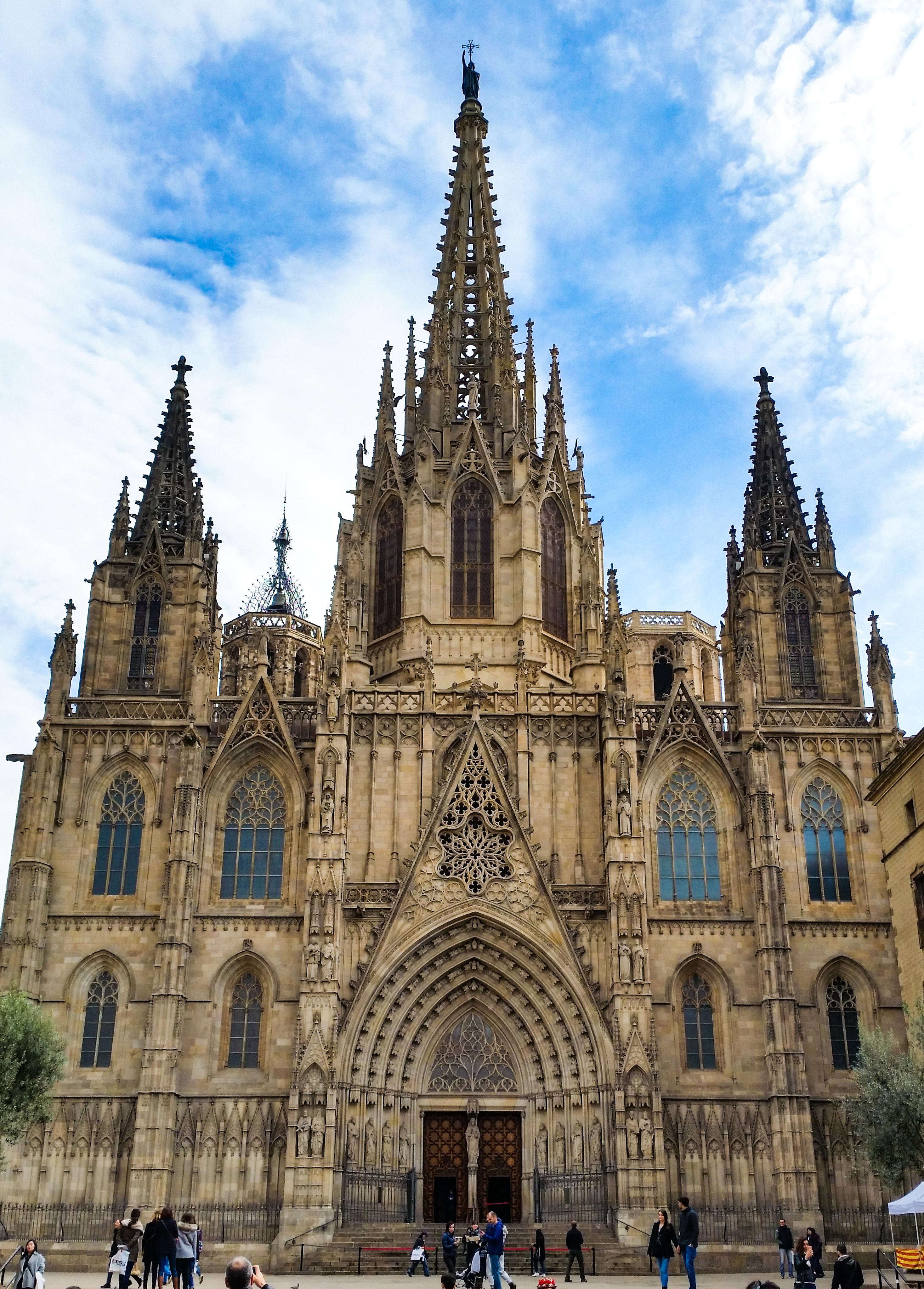Cathédrale Sainte Croix de Barcelone