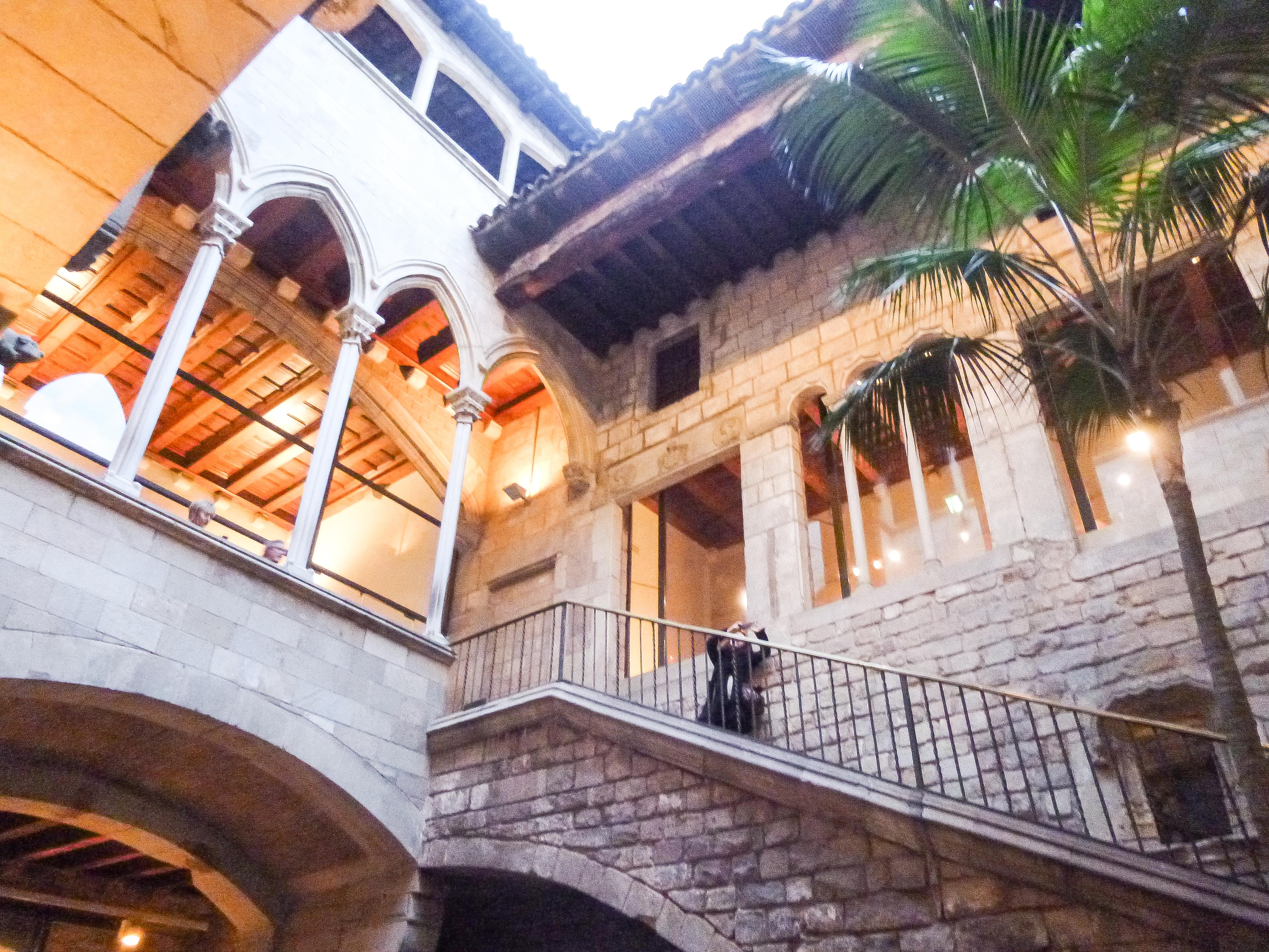 Quartier gothique Barcelone blog voyage
