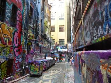 meilleures villes pour le street art