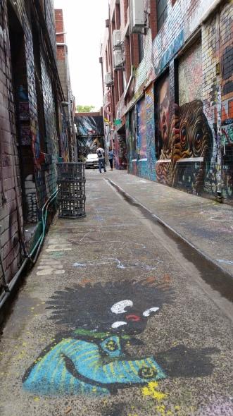 villes pour voir du street art