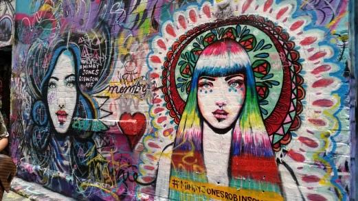 le street art fascinant de Melbourne