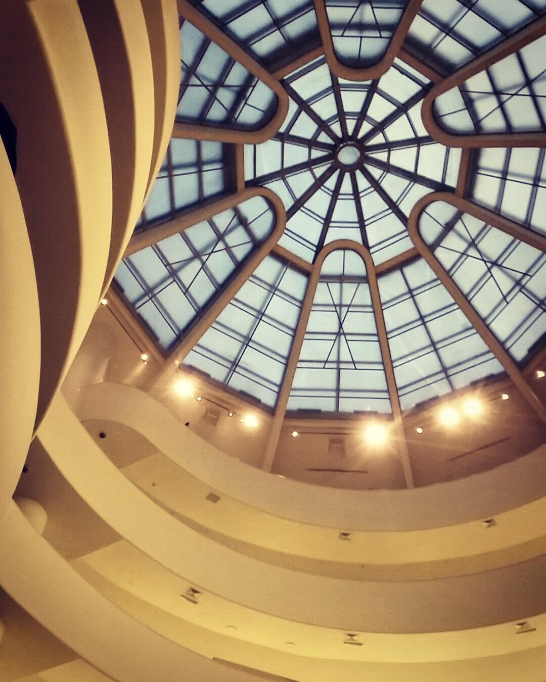Musée Guggenheim à New York bon plan visite gratuite