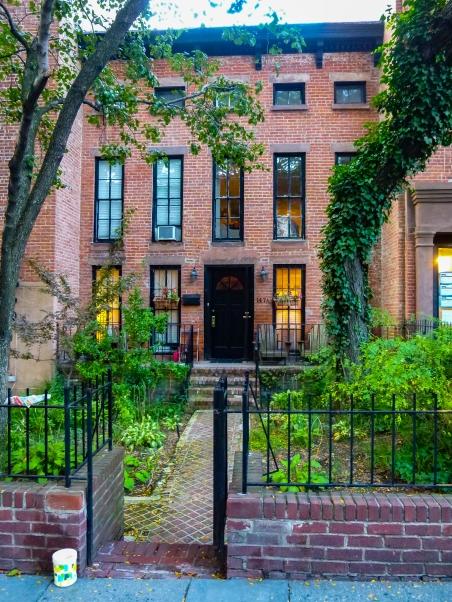 façades de Brooklyn