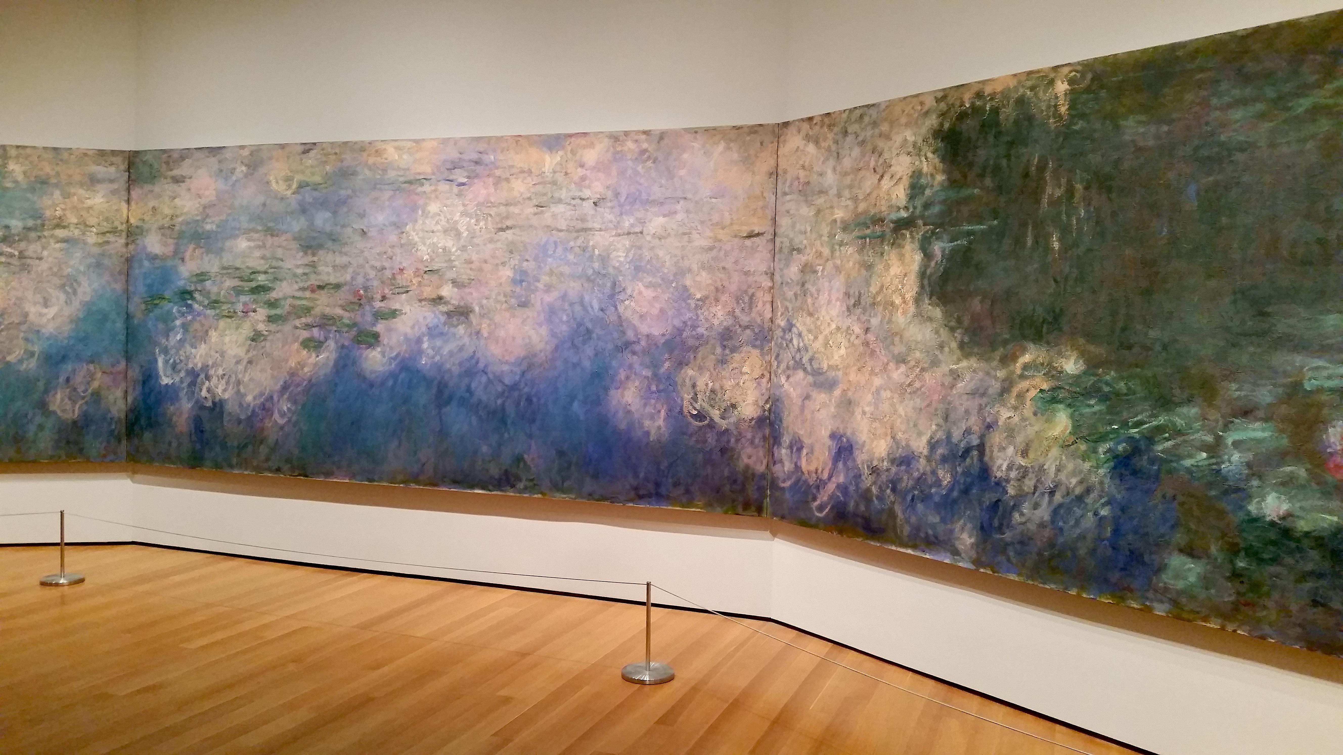 Visite du MoMA à Manhattan